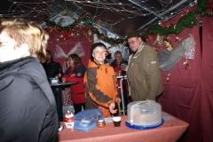 Weihnachtsmarkt in Dudweiler 2009