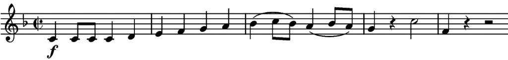 Ein Hoch den Schalmeien (Noten)